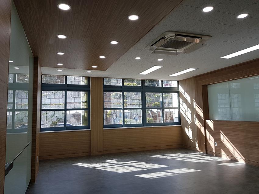 영남이공대 컴퓨터정보관 국제대학 환경개선공사-대구 인테리어1.jpg